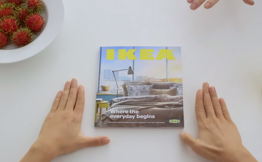 IKEA retas med Apple