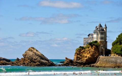 Surfparadiset Biarritz